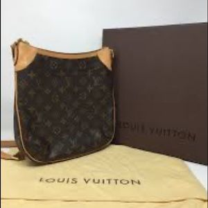 Discontinued Louis Vuitton Odeon PM Crossbody Bag